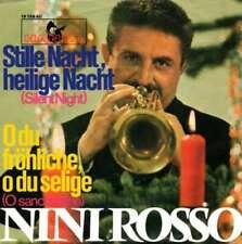 """Nini Rosso - Stille Nacht, Heilige Nacht (Silent N 7"""" Vinyl Schallplatte - 4632"""