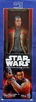 Finn Jakku Star Wars The Force Awakens 12-inch Action Figure Hasbro 2015 NIB