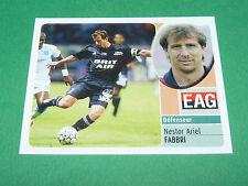 NESTOR ARIEL FABBRI EN AVANT GUINGAMP EAG PANINI FOOT 2003 FOOTBALL 2002-2003