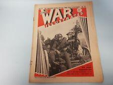 The War Illustrated No. 42 Vol 2 1940 Battle of France Somme Gibraltar