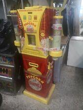 Distributore automatico Popcorn