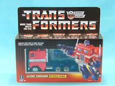 Transformers Autobot Commander Optimus Prime Walmart Exclusive G1 Reissue 2018