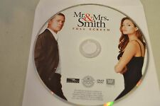 Mr. and Mrs. Smith (DVD, 2005, Full Screen)Disc Only 3-199