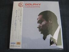 ERIC DOLPHY, Berlin Concerts, JAPAN CD Mini LP, TKCB-71694, enja, early pressing