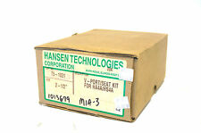 NEW HANSEN TECHNOLOGIES 75-1031 SEAT KIT FOR HA4A  751031