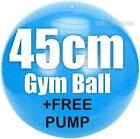BALL BALANCE BOARD WOBBLE YOGA TRAINING FITNESS HALF GYM BALL PILATES STEPS