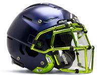 *New Schutt Splash Shield Visor fits all Football Helmets Clear(Set Of 3 up&low)