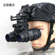 Aluminum Alloy AN/PVS-15 Helmet Mount + Tactical Airsoft PVS15 NVG DUMMY Model