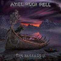 AXEL RUDI PELL - THE BALLADS V   CD NEU