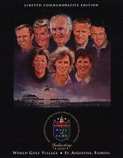 GOLF Affiche ~2000 World Hall of Fame inductees 55.9x71.1cm