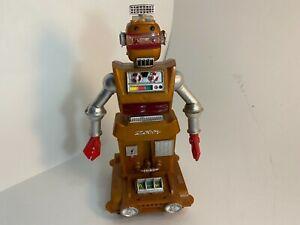 1960s IDEAL ZEROIDS ZOBOR ROBOT Rare Vintage