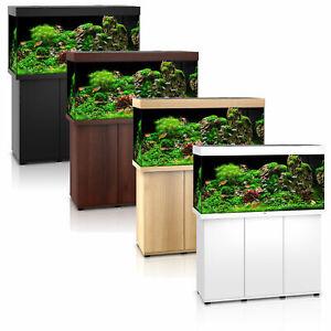 Juwel Rio 350 Aquarium & Cabinet - LED Lighting, Filter, Pump, Heater Tank