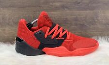 Adidas HARDEN VOL. 4 Shoes Red/Black/Power Red EF0999 James Harden Men's Size 12