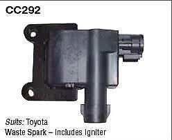 Fuelmiser Ignition Coil CC292 fits Toyota Hilux 2.7 (TGN16R), 2.7 4x4 (LN/RN/...