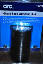 OTC 1 In Dr Budd Wheel Socket - 41mm Hex•For Isuzu, Hino, Mitsubishi Fuso & impo