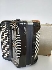 Scandalli C-griff button Accordion Knopfakkordeon Fisarmonica