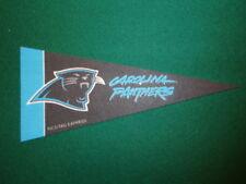 CAROLINA PANTHERS NFL LICENSED MINI PENNANT, NEW