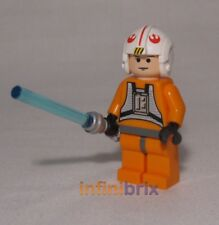 Lego Luke Skywalker Pilot from Sets 6212, 7666 + 10178 Star Wars BRAND NEW sw090