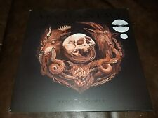 Arch Enemy Will To Power white vinyl 300 only with cd