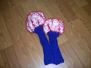 Red, White & Blue Golf Club Covers