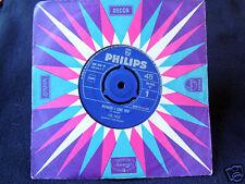 THE FREE~BECAUSE I LOVE YOU~DUTCH ED~1969~ORIGINAL