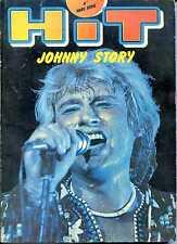 JOHNNY HALLYDAY - HIT HORS SERIE - JOHNNY STORY - 1979
