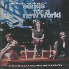 Original Cast Recording : Songs for a New World (G) CD (1997)