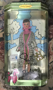 Barbie Poodle Parade Barbie Reproduction 1995 Limited Edition NRFB