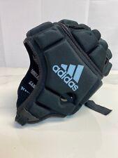 Gamebreaker Adidas  Soft Protective Helmet Head Gear Black Size Large