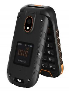 Flip Phone 4G GSM Unlocked Rugged Water Shock Proof Tough Strong