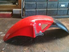 1984 HONDA VF1000 FRONT FENDER GOOD CONDITION LIGHT STORAGE MARKS