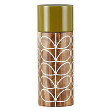 Orla Kiely Salt / Pepper Mill - Solid Stem Cream - Wood