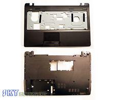 New ASUS K53 K53U X53U X53Z Series Upper Palmrest Case & Bottom Base US Seller