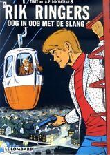 Rik Ringers 8: Oog in Oog met de Slang.