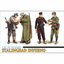 DRAGON 6343 Stalingrad Inferno 1:35 Figures Model Kit