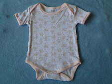 Higgledee Gorgeous Little Girls Romper With Cute Cow Print, Size 00