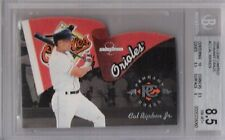 1996 LEAF LIMITED PENNANT CRAZE CAL RIPKEN ORIOLES CARD #2 BGS - 8.5 NM-MINT