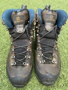 Scarpa Leather Hiking Boots
