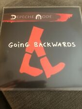 "Depeche Mode ""Going Backwards"" Rare 8 Remix New Cd Promo"