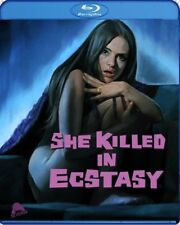 She Killed In Ecstasy 1971 Blu-Ray