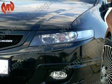 Front Eyelids Eyebrows Headlight Cover for Honda Accord VII 7 / Acura TSX CL7