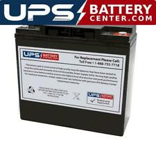 Power Patrol Sla1125 12V 22Ah M5 Replacement Battery