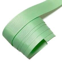 "5 yards Mint green 7/8"" grosgrain ribbon by the yard DIY hair bows"