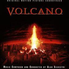VOLCANO (MUSIQUE DE FILM) - ALAN SILVESTRI (CD)