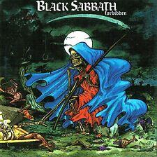 Black Sabbath Forbidden CD [Jewel Case]