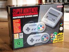 Super Nintendo SNES Classic Mini Console + Extras - Top 100 Games - BRAND NEW