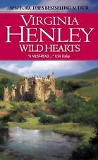Wild Hearts by Virginia Henley (1985, Paperback, Reprint)