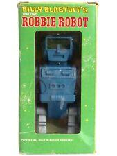 Vintage 1969 Billy Blastoff Astronaut Walking Robbie Robot NM w/Rare Box Works