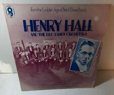 HENRY HALL & THE BBC DANCE ORCHESTRA ~ SELF TITLED ~ UK 16-TRACK MONO VINYL