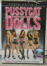 Pussycat Dolls: Dancers Body Workout (DVD, 2011) RARE BRAND NEW
